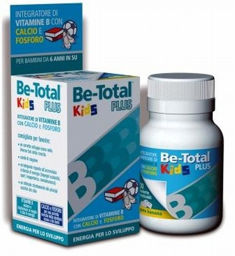 be-total-plus-kids-30-compresse