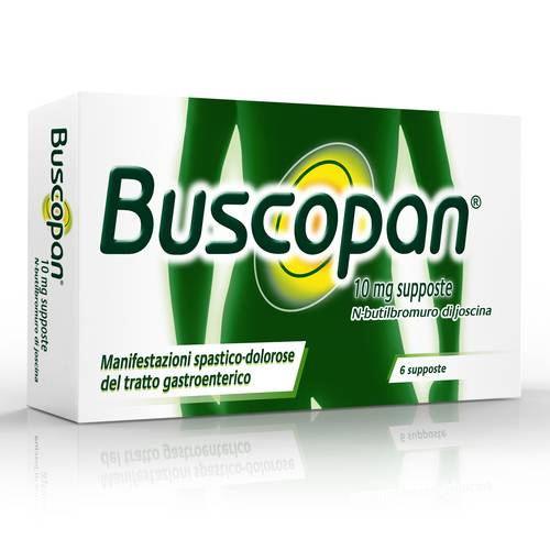 buscopan-supposte