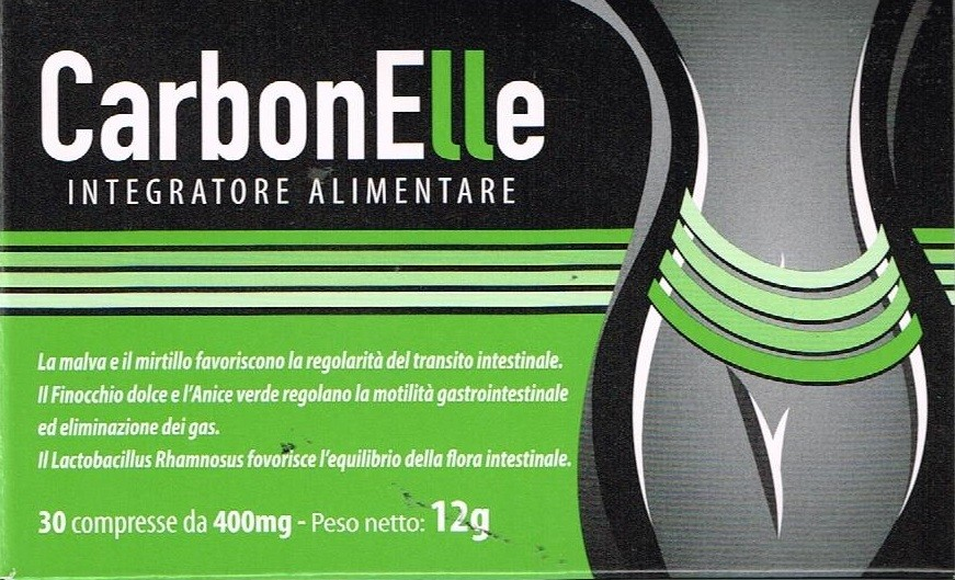 carbonelle-integratore-30-compresse