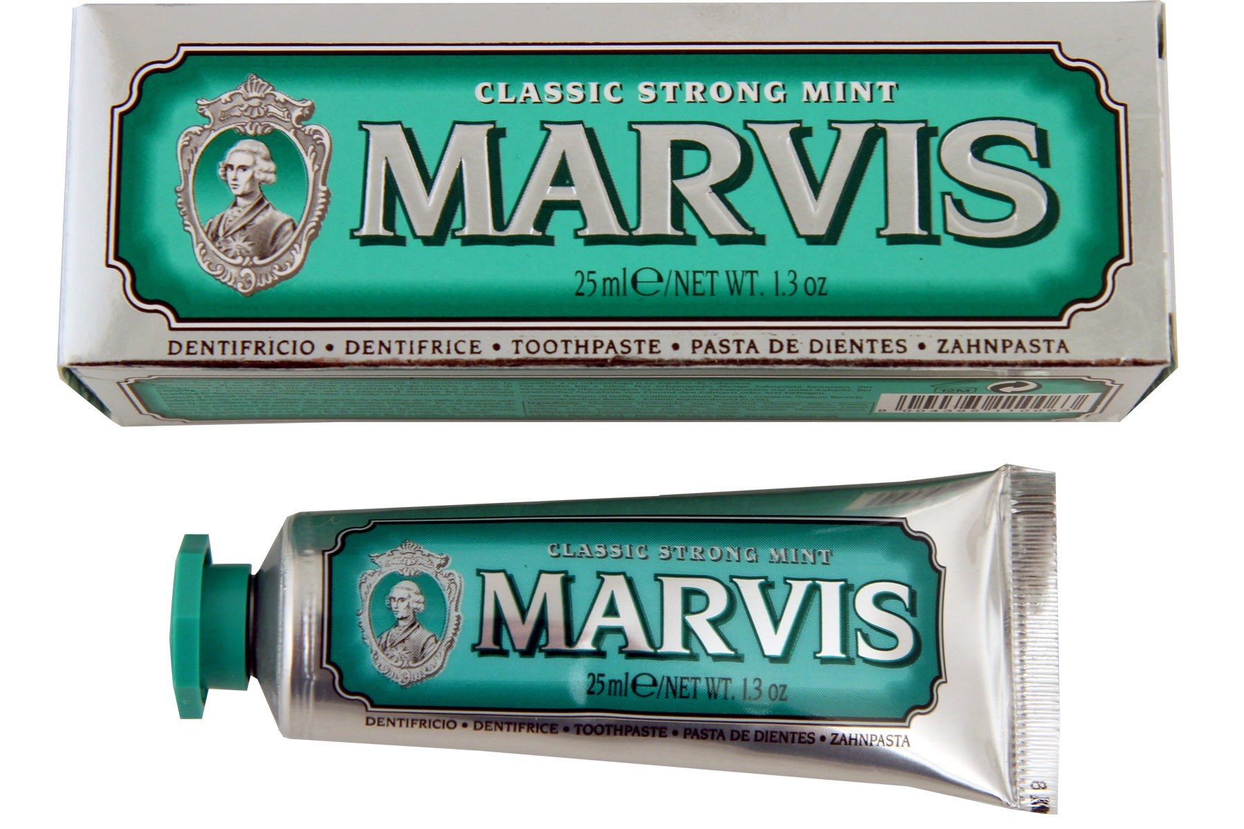 Marvis strong mint