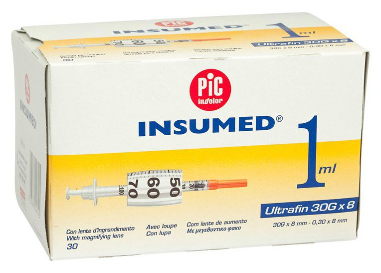 pic-insumed-1ml-30g-8mm-30-aghi-per-penna-da-insulina